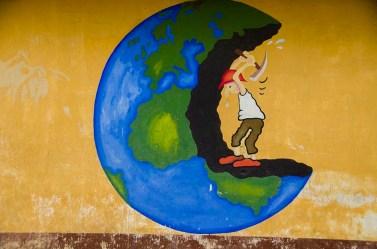 Street Art - San Juan de la Laguna - Guatemala (9)