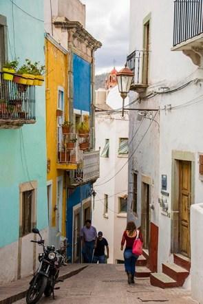 Villes coloniales du Mexique - Guanajuato (14) copy