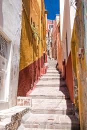 Villes coloniales du Mexique - Guanajuato (3) copy