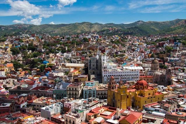 Villes coloniales du Mexique - Guanajuato (7)