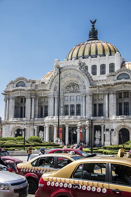 Villes coloniales du Mexique - Mexico (9) copy