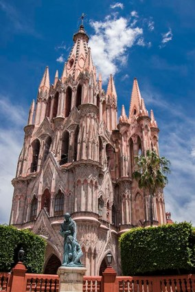 Villes coloniales du Mexique - San Miguel de Allende (10) copy