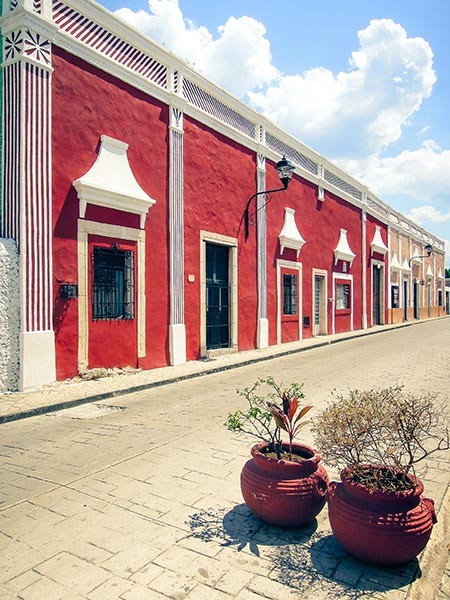 Villes coloniales du Mexique - Valladolid (7) copy