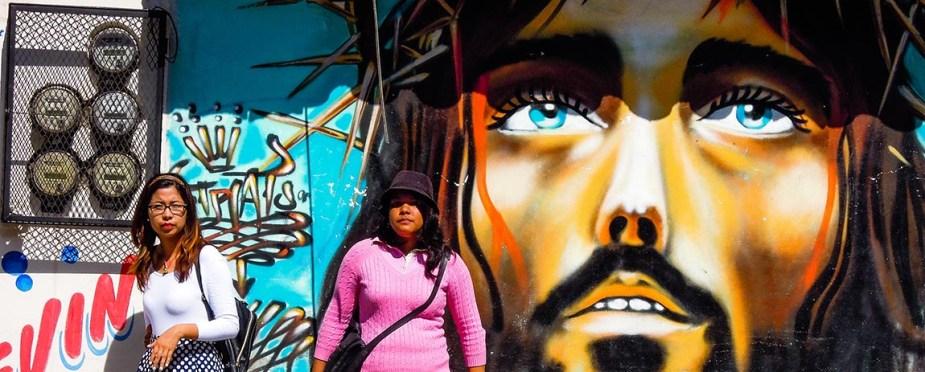 Street Art au Mexique - Couv