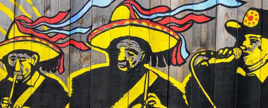 Accueil à la Mexicaine - Couv
