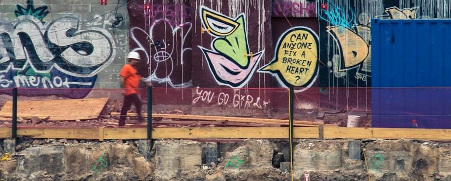 Street Art - New York - Couv