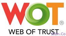 MyWOT (Web Of Trust) logo