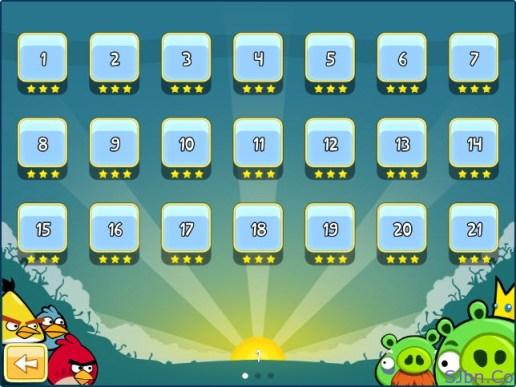 Angry Birds - All Level unlocked