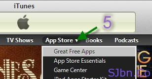 App Store -- Great Free Apps