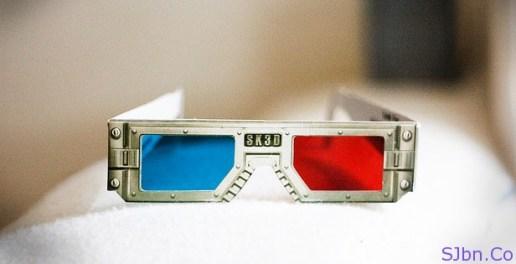 Stylish 3D Glasses
