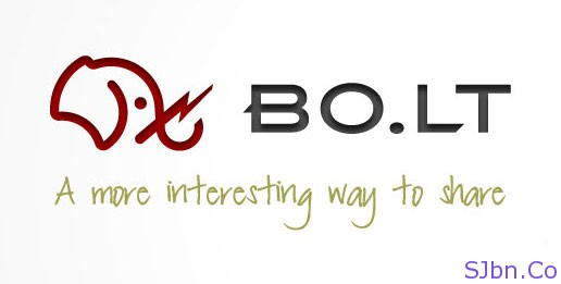 BO.LT - A more interesting way to share