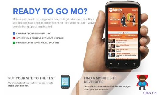 Ready To Go Mo (Mobilize) With HowToGoMo