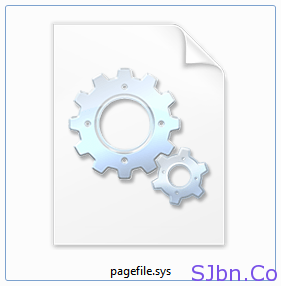 Pagefile.sys icon