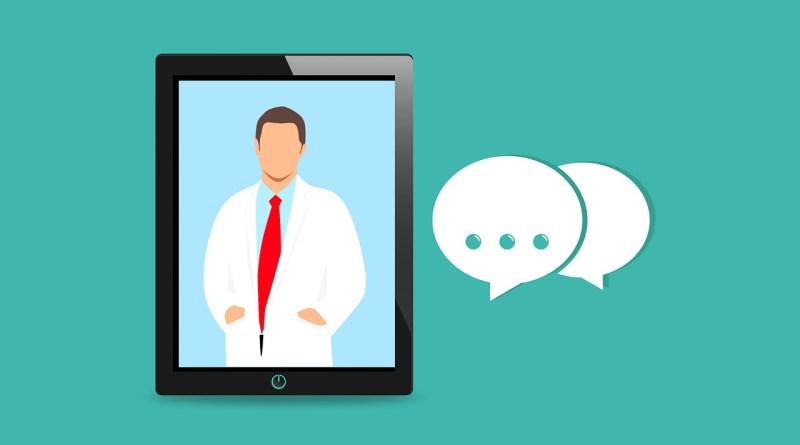 Doctor Online Medical Chat  - mohamed_hassan / Pixabay