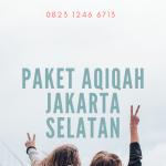 Pesan Paket Kambing Aqiqah Anak Laki Di Jakarta Selatan