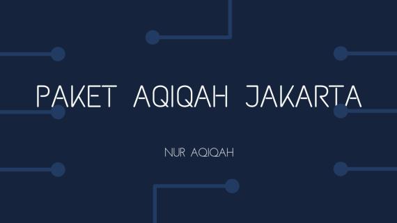 Jasa Paket Aqiqah di Jakarta