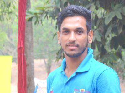 Manpreet Singh: Best Batsman JCA 6s 2015