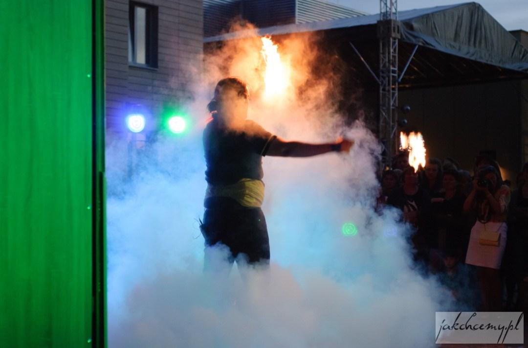 Teatr Ognia Taniec