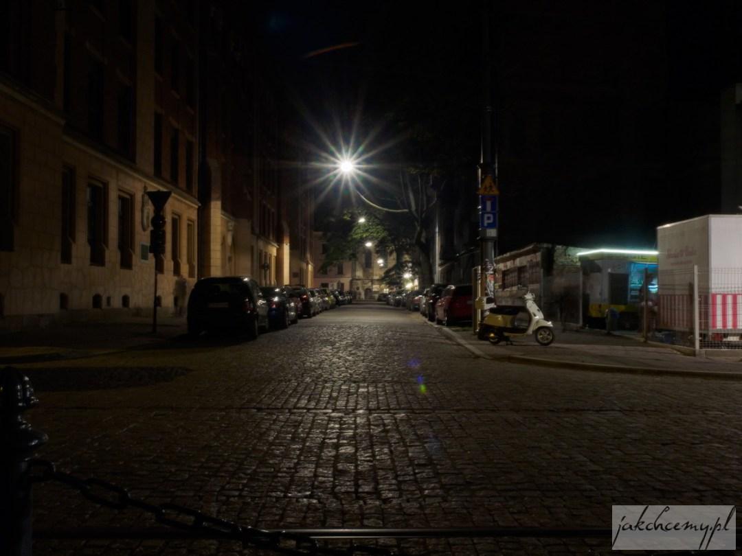 Kazimierz nocą 8