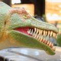 Agresywny dinozaur