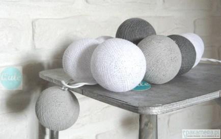 Pakamera Cotton Balls
