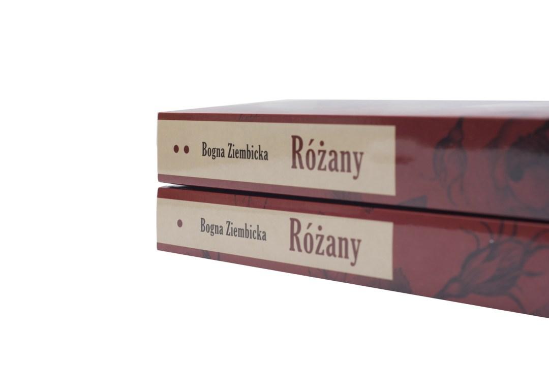 Różany saga Bogna Ziembicka