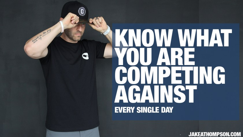 Know what you're competing against