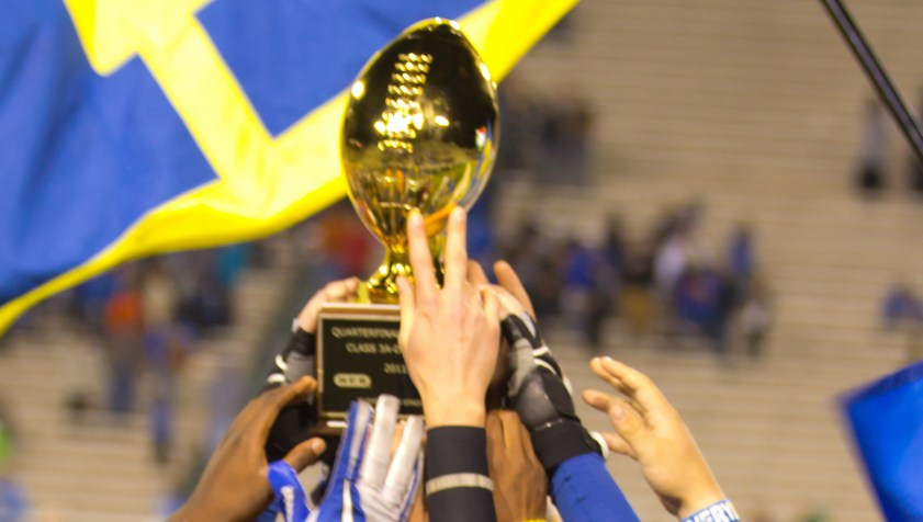championship trophy