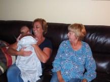 Great Aunt Lori and Great Aunt Kris