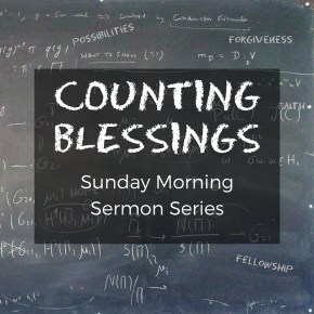 Counting Blessings-Social Plug