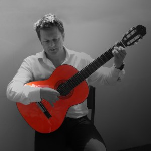 flamenco red, from Jerez, Jake Jackson