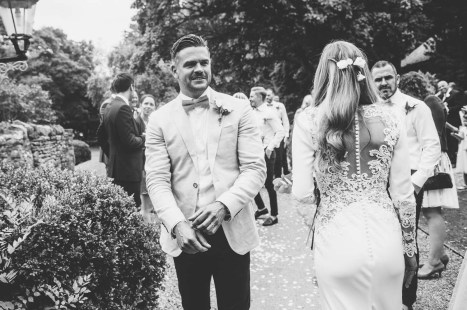 Pencoed house wedding photography-45