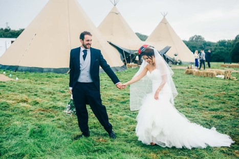 Tipi wedding Cardiff-86