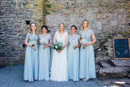Manobier Castle wedding Photography-114