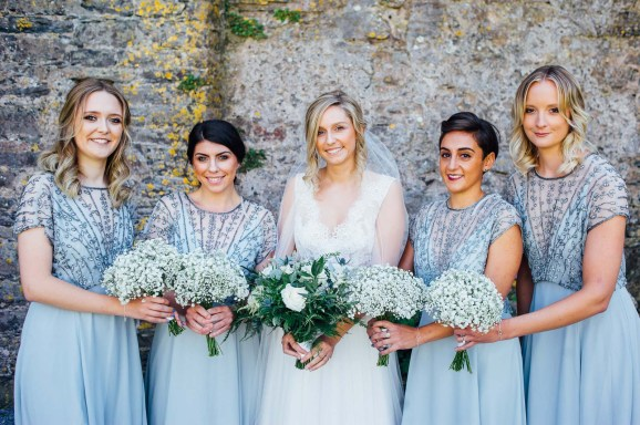 Manobier Castle wedding Photography-117