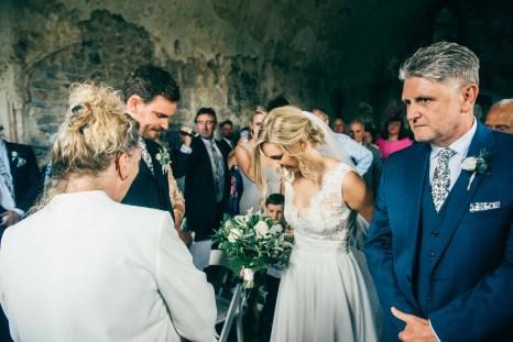 Manobier Castle wedding Photography-131