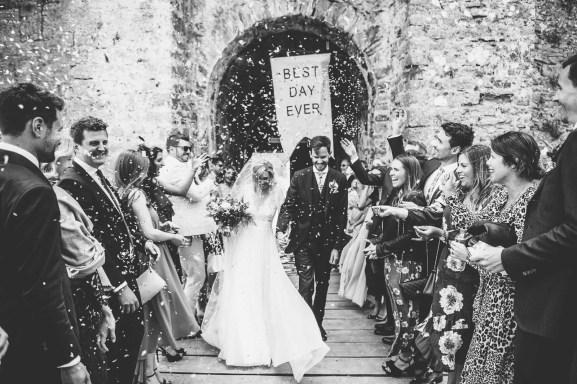 Manobier Castle wedding Photography-162