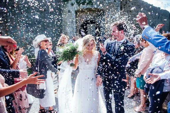 Manobier Castle wedding Photography-168