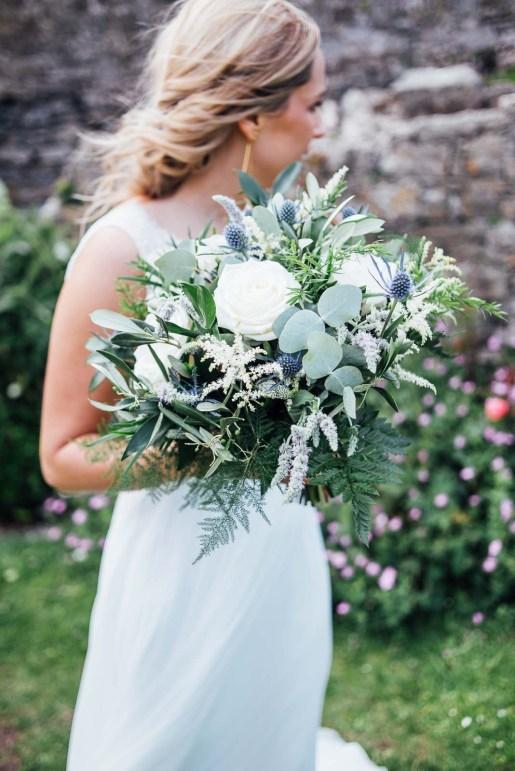 Manobier Castle wedding Photography-186