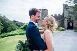 Manobier Castle wedding Photography-236