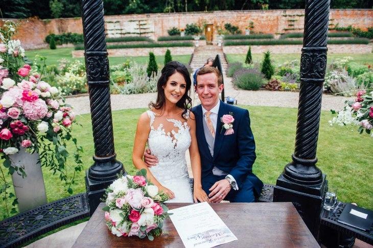 Garthmyl Hall wedding photographer-83