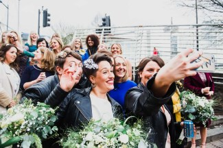Tramshed wedding Cardiff-131