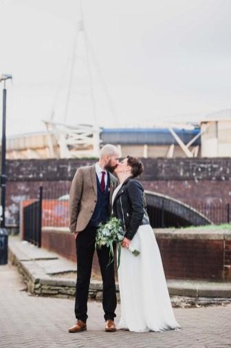 Tramshed wedding Cardiff-223
