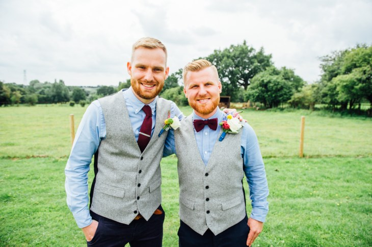 Newlands Bishop Farm Wedding Photography-33
