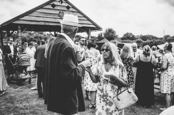 Newlands Bishop Farm Wedding Photography-70