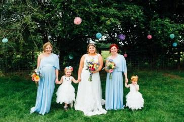 Newlands Bishop Farm Wedding Photography-85