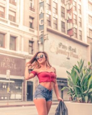 Portrait of Model Shayla Welch (@Shayla.Welch) - © Jake Ross - 7/29/2018