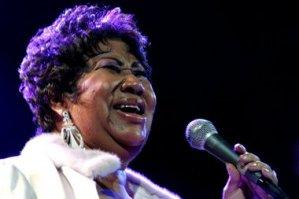 Aretha Franklin at 70