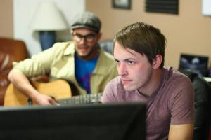 Jacob Interviews….Great White Studio's Luke Amble