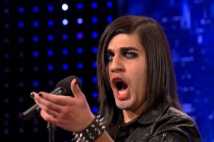 """Andrew De Leon's cover of """"O Mio Babbino Caro"""" astonished everyone at the Austin auditions.  (Photo property of SYCOTV & NBC)"""